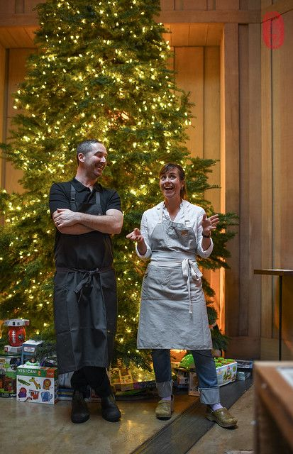Christmas In Napa Valley 2020 John and Karen Shields in 2020 | Meadowood napa valley, Meadowood