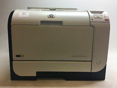Ebay Link Ad Hp Laserjet Pro 400 Color M451dn Laser Printer W Toner Page Count 13k Tested In 2020 Laser Printer Laser Toner Cartridge Laser Toner