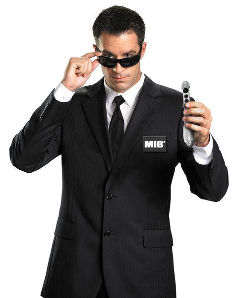 Men in Black 3 Costume