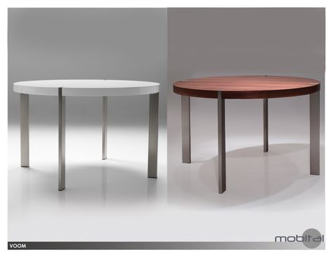 2loons table bois massif, Modern Furniture Store Montreal, Magasin