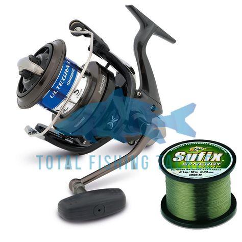 Shimano Ultegra CI4 5500 XTC mini Big Pit carp fishing reel