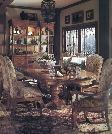 Discontinued Dining Room Chairs Folding Web Lawn Aluminum Bernhardt Pictures Belcaro Set Already Have Table