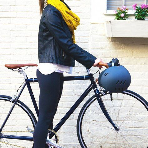 Bike Commuting In Style And Comfort Just Got A Lot Easier