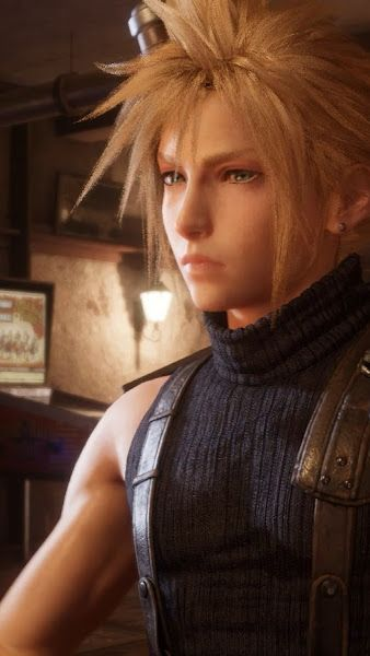 Cloud Strife Final Fantasy 7 Remake 4k 3840x2160 Wallpaper Final Fantasy Cloud Final Fantasy Cloud Strife