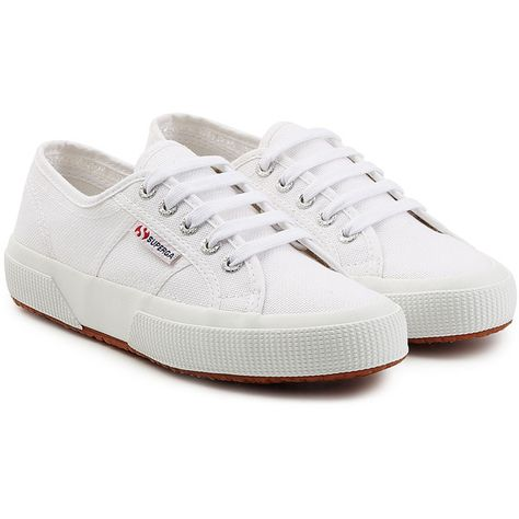 22175d1a8ce Superga 2750 Cotu Classic Sneakers ( 64) ❤ liked on Polyvore featuring  shoes
