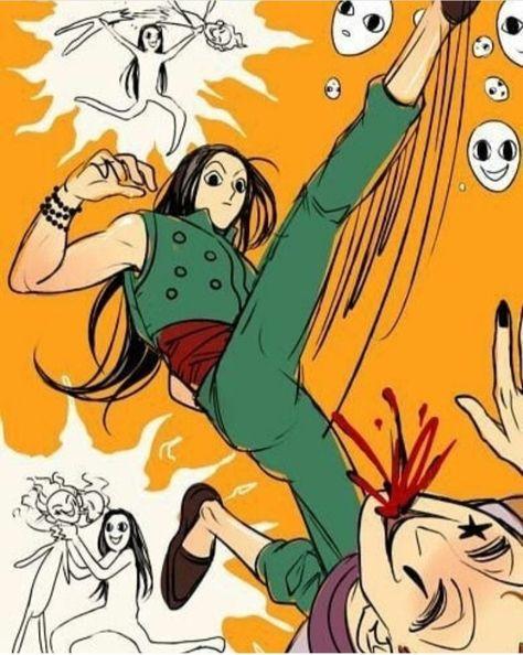 Hisoka, Killua, Hunter X Hunter, Hunter Anime, Monster Hunter, Chica Anime Manga, Anime Art, D Gray Man Anime, Hxh Characters