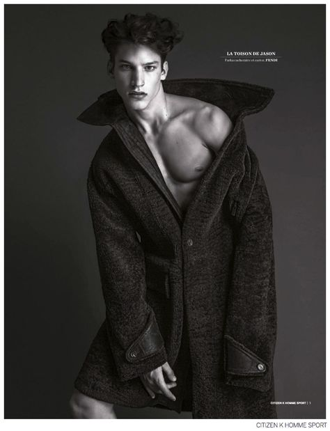 Fendi Fan-Models Iasonas Laios and Lucas Mikulski go nude for the most recent issue of Citizen K Homme Sport. Modeling key pieces from Fendi's fall/winter 2014 collection, the models connect with photographer Steeve Beckouet. Donning flesh colored underwear, the pair are a stunning vision in leather and fur from the luxury label. Enjoyed this update?Stay...[ReadMore]