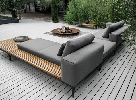 Die besten 25+ Lounge sofa outdoor Ideen auf Pinterest Outdoor - gartenmobel design holz