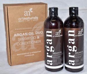 A Artnaturals Restorative Formula 100 Moroccan Argan Shampoo