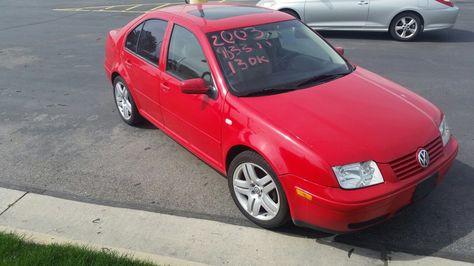 Ksl Com Cars >> 2002 Volkswagen Jetta 1 8t Sel 3 200 Ksl Com Volkswagen