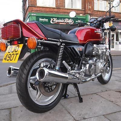 eBay: eBay: 1978 Honda CBX1000 Z Classic Vintage Rare UK