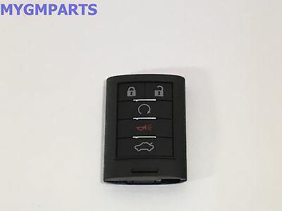 Cadillac GM OEM 10-11 STS Keyless Entry-Key Fob Remote Transmitter 25943676