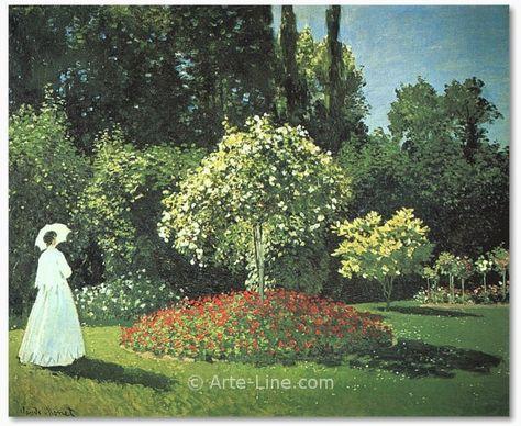 quadri famosi paesaggi monet - Cerca con Google   Monet ...