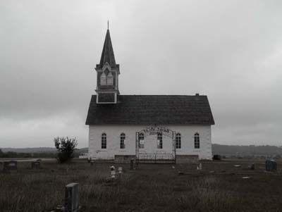 Old Rock Church Cranfills Gap Tx One Of The Most Haunted Churches