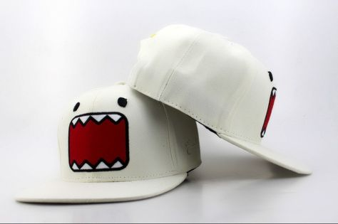 189e62ec82c DOMO kun cartoon Snapback hats 2014 New Brand summer big mouth cartoon baseball  caps sun-shading hat free shipping