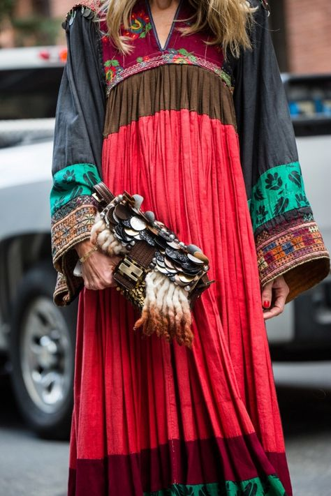 It's in the details: New York fashion week spring/summer '16 street style details - Vogue Australia
