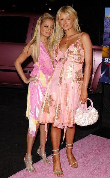 7f6d99f13dfaa Paris Hilton and Nicole Richie Photos Photos: The Simple Life 2 in ...