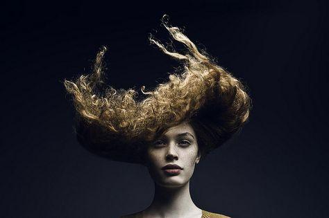 Color Hair by Marc Laroche, via Flickr
