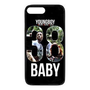 Details about NBA YoungBoy 38 Baby Print On Hard Cover Phone Case For iPhone