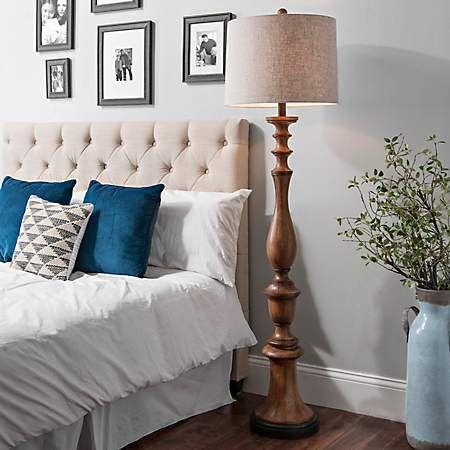 Kirkland S Floor Lamps Living Room Floor Lamp Bedroom Wood