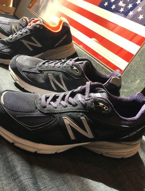 72335de69039 New Balance 990NV4 Navy