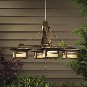 Zen Garden 12 Volt Outdoor Chandelier This Minimal Arts And Crafts Design Can Illuminate Outdoor Outdoor Hanging Lights Outdoor Chandelier Rustic Chandelier