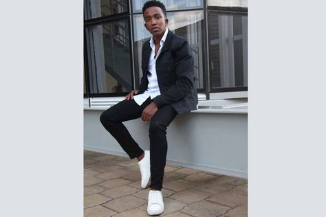 I'm ready to revolutionise men's fashion in Kenya
