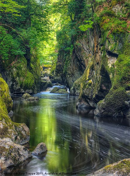Fairy Glen is small gorge on the outskirts of Betws - y - Coed, North Wales... one of the most serene places I have ever visited