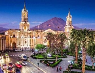 Exploring Peru Arequipa Tours And City Guide Croatia Itinerary Peru Beaches Backpacking Peru