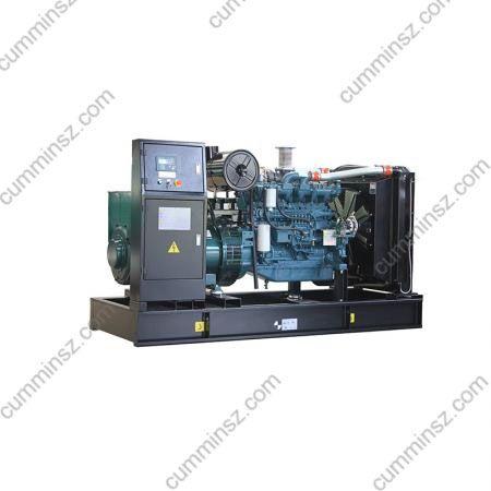 Aosif Doosan 220kw 275kva Electric Three Phase Generator Diesel Standby Genset In 2020 Diesel Generators Alternator Generator Parts