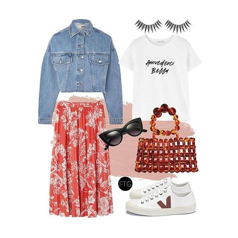 Spring weather can be really tricky sometimes, right? Well, these looks have you covered - take a look at fabulous outfit ideas you can wear day-to-night!  #outfitsideas #outfitideascasual #outfitideaswomen #whattowearcasual