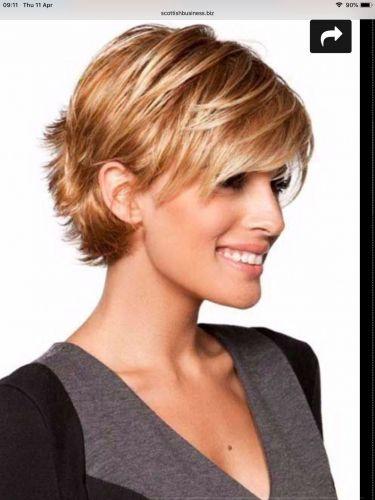 Frauen blond kurzhaarschnitt Freche Kurzhaarfrisuren