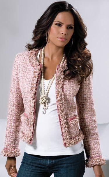 Chanel jackets