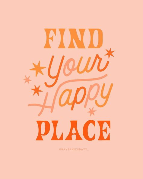 Find your happy place - Photo by Steffi Lynn in New York, New York via Happy Place Quotes, Happy Tuesday Quotes, Happy Quotes, Positive Quotes, Emo Quotes, Motivational Quotes, Life Quotes, Inspirational Quotes, Relationship Quotes