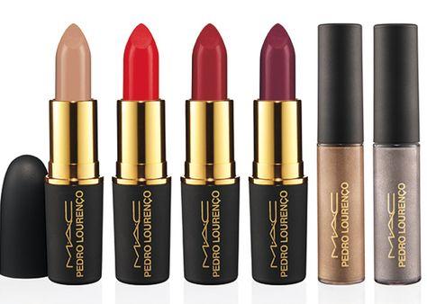 Looks - Mac x lourenco pedro summer makeup collection video