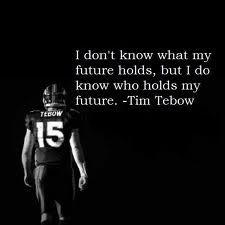 Tim tebow <3 him!