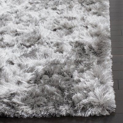 Mercer41 Morrell Hand Tufted Gray Area Rug Birch Lane Area Rugs Grey Area Rug Fluffy Rugs Bedroom
