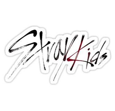 Stray Kids Logo Sticker Kpop Logos Kids Logo Pop Stickers