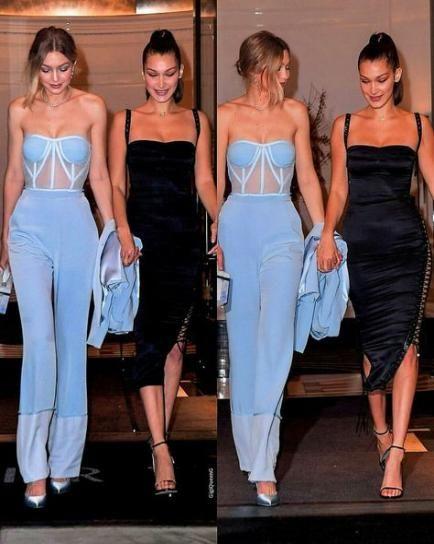 21 Trendy Dress Nigth Gigi Hadid
