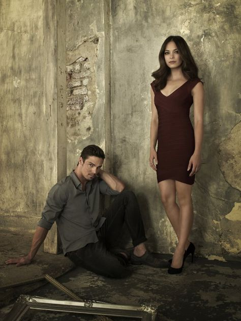 Beauty And The Beast S1 Cast Jay Ryan Vincent Keller Kristin Kreuk Catherine Chandler
