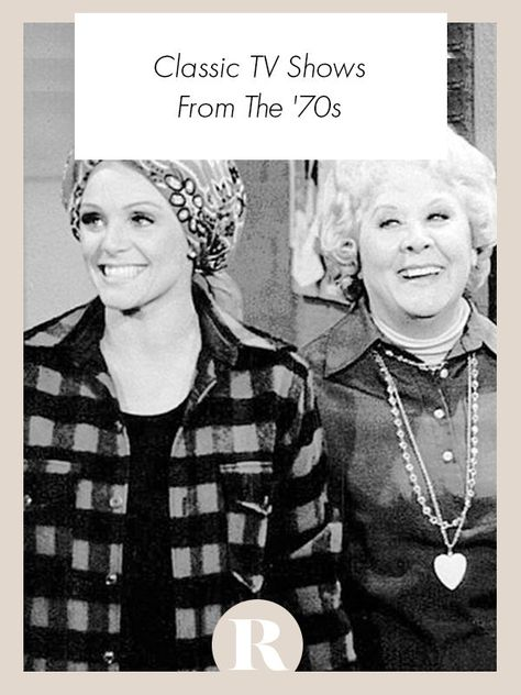 Take a walk down nostalgia lane with the top TV shows from the 1970's