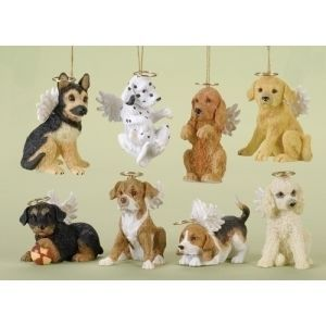 Dog Breed Christmas Ornaments! Over 1,000 styles available in your ...