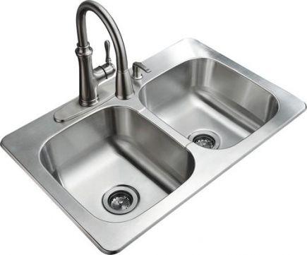 Kitchen Sinks At Menards Double Bowl Kitchen Sink