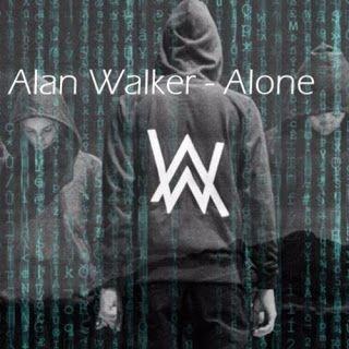 Alan Walker Alone Lyrics Alan Walker Alone Lyrics Alan