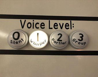 Voice level lights are a perfect way to manage your classroom expectations. - Voice level lights are a perfect way to manage your classroom expectations. You can mount them on t - Classroom Hacks, Classroom Organisation, Classroom Behavior, New Classroom, Classroom Setting, Classroom Design, Classroom Noise Level, Classroom Decoration Ideas, Elementary Classroom Themes