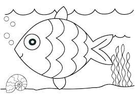 Fish Coloring Sheets For 1st Grade Google Search In 2020 Ocean Coloring Pages Preschool Coloring Pages Animal Coloring Pages