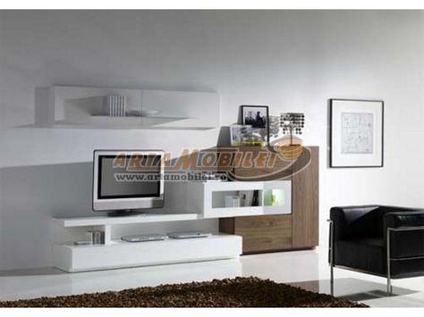 mobila living moderna - Căutare Google Iarna Pinterest Searching - led leisten küche