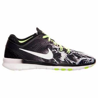 ขอแนะนำ รองเท้าวิ่งWMNS NIKE FREE 5.0 TR5 PRT (สีดำ) ราคา