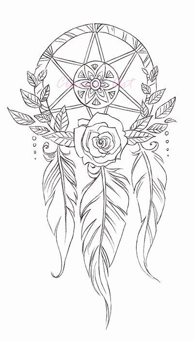 This is a graphic of Effortless Printable Adult Coloring Pages Dream Catchers
