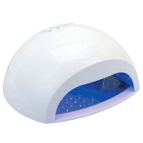 Lampe 12w Uv Led Moonlight 30s 60s 90s Hvit Uv Led Salon